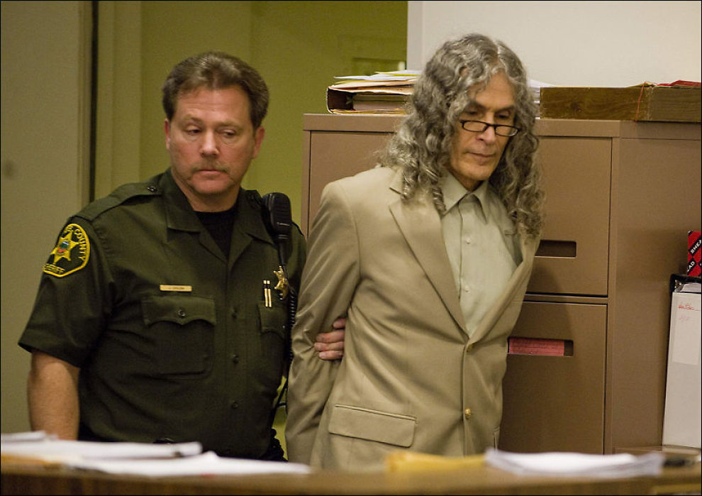 SERIEMORDER: Rodney Alcala (66) er dømt for fem drap på unge kvinner på 70-tallet. Foto: AP