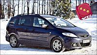 Test av Mazda 5: Kjøreglad pensjonist