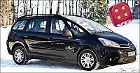 Test av Citroën C4 Grand Picasso: Sær franskmann