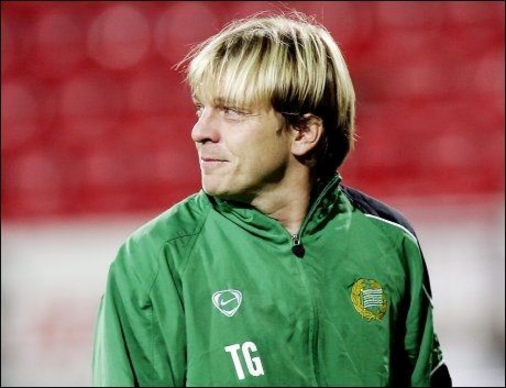 TIL NORGE: Tony Gustavsson har vært uten jobb siden han sluttet i Hammarby. Nå skal han være klar for KIL. Foto: Scanpix