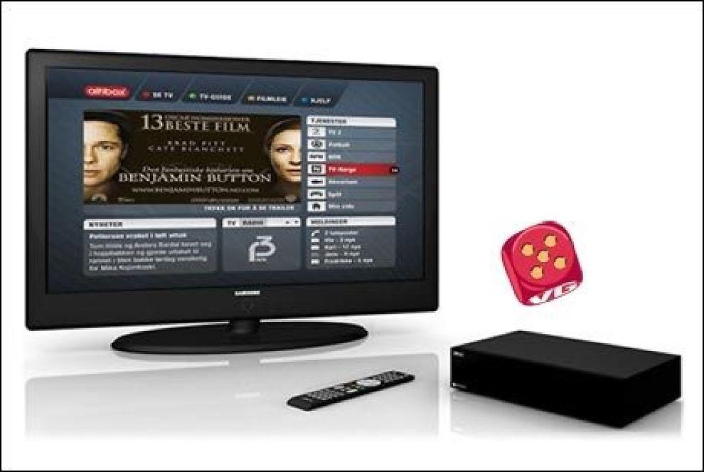 Altibox er mer enn bare bredbånd via fiber. Tv-løsningen blir det som for mange vil være det som er mest omfattende. Foto: PC World.