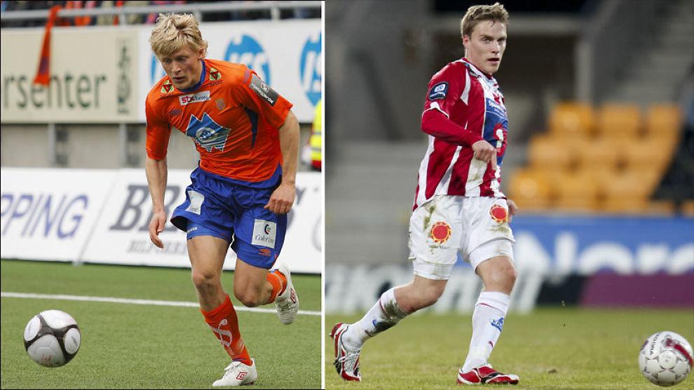 PÅ LANDSLAGET: Egil Olsen fant plass til Jonathan Parr og Ruben Yttergård Jenssen i sin tropp. Foto: Scanpix