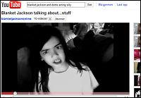 Jackson-barna boltrer seg på YouTube