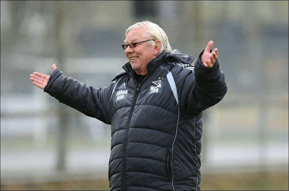 TILBAKE: Nils Arne Eggen offentliggjøres som ny RBK-trener i dag. Foto: Geir Otto Johansen