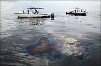 Flere fiskere blir syke av oljeutslippet