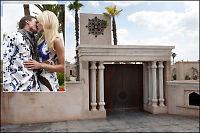 Stordalens hemmelige bryllupspalass