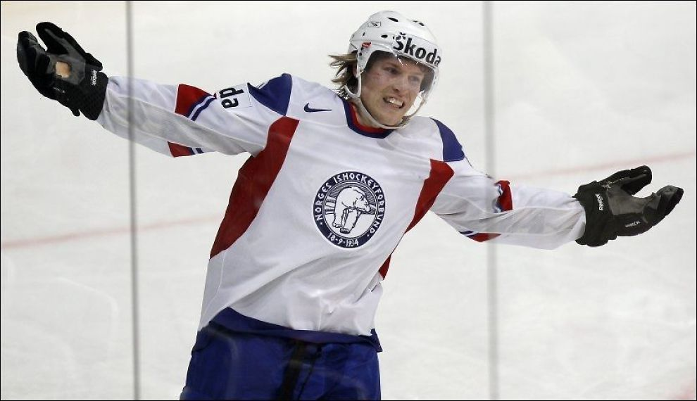 I RUTE: Mathis Olimb imponerte for Norge i Vancouver i vinter. Nå ser han endelig ut til å komme tilbake etter den alvorlige skulderskaden. Foto: Reuters