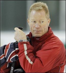 FORNØYD: Roy Johansen. Foto: Scanpix