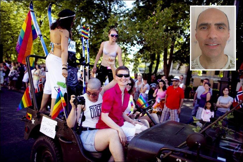 vg på nett sognsvann homofile