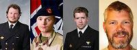Navnene på drepte soldater offentliggjort