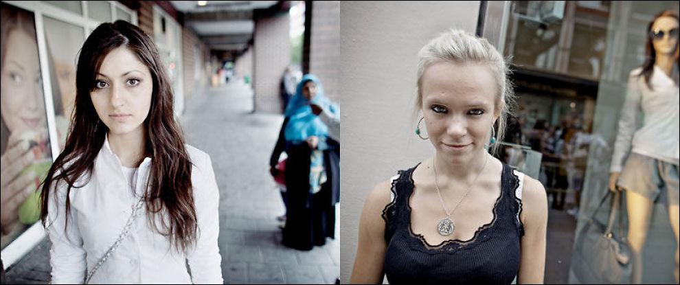 bollefitte norske jenter po