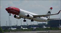 Norwegian starter flyvninger fra Torp