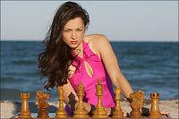 Sjakkdronningen slår tilbake mot kvinne-kritikken
