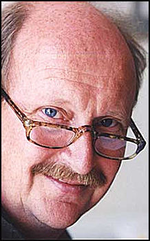 HOMEOPATIKRITIKER: Professor Edzard Ernst. Foto: Peninsula Medical School