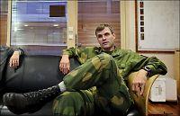 Avviser nazi-koblinger i Telemark bataljon