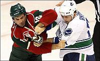 NHL-spiller utestengt etter tilskuerangrep