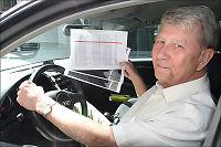 Parkeringsvakt skrev ut bot før tiden var ute