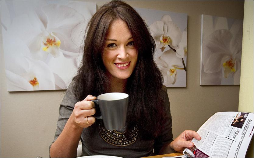 Koffein og vekttap forskning Kaffesalger