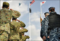 Japan og USA begynner stor militærøvelse