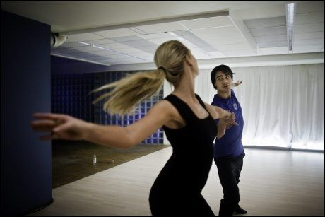 FORANDRING: - Jeg har alltid tenkt på vals som en «skal vi kline»-dans, ikke en «kink i nakken»-dans, sier Rybak om tingene han har lært i løpet av konkurransen. Foto: Jan Johannessen