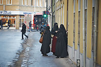 SV-politiker støtter anti-islamiseringsgruppe