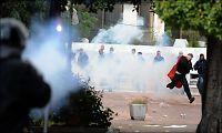 Tunisias president har forlatt landet