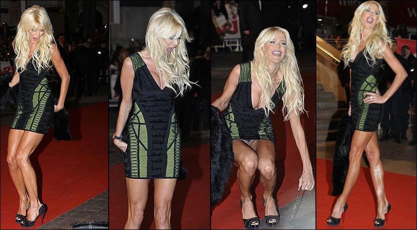 victoria silvstedt under kjolen