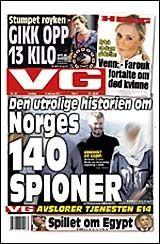 Faksimile: VG 5. februar 2011