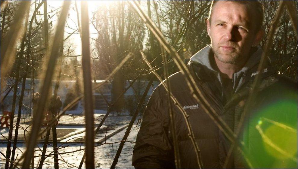 EKSPORT: Flere av Jo Nesbøs kriminalromaner er utgitt på fransk. Foto: Robert S. Eik/VG