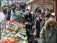 Stråling utløser hamstring og evakuering i Tokyo