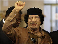 USA strammer grepet om Gaddafis oljeinntekter