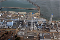 Radioaktiviteten stiger utenfor ulykkeskraftverk