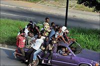 Både Ouattara og Gbagbo benekter massakrer