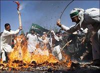 Nye Koran-protester i Afghanistan