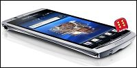 Test av Sony Ericsson Xperia Arc