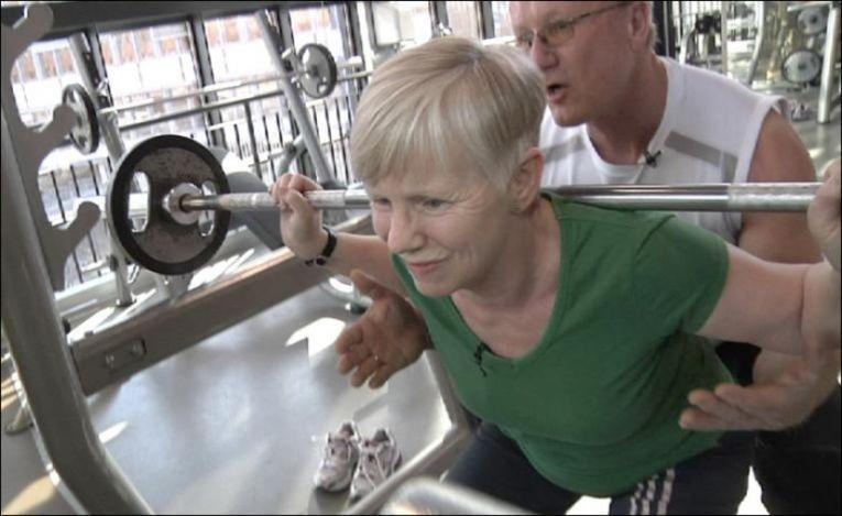 forbruker helse vektklubb no eldre boer trene styrke her er oevelsene a