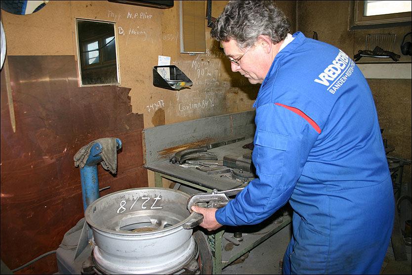Velkommen til Sunnaas Hjulservice - Hjulspesialisten på Bjerke