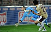 Moa scoret - Hannover passerte Bayern i CL-kampen