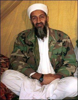 PLANLA: Khalid Shaykh Mohammed skal ha samrådd med Osama bin Laden om flere av de planlagte angrepene. Foto: AP