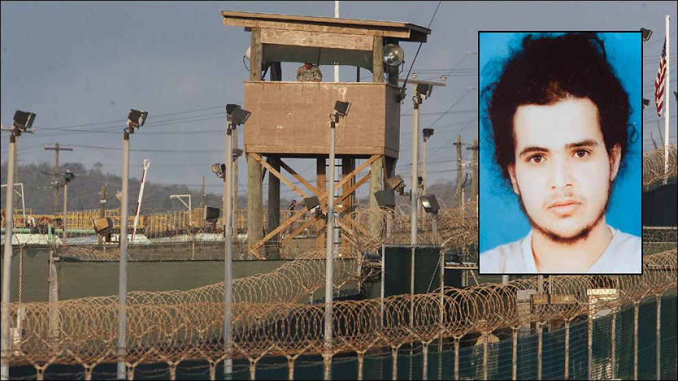 UTSATT FOR OVERGREP: Nye WikiLeaks-dokumenter beskriver overgrepene mot Mohammed al-Qahtani, som er mistenkt for å stå bak 11. september-angrepet. Bush-administrasjonen innrømmet tortur i 2008. Foto: AFP