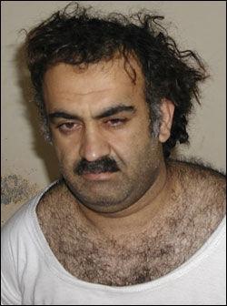 DEDIKERT: Khalid Shaikh Mohammed skal ha gått langt for å kunne bruke all sin tid på hellig krig. Foto: AP