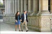 William og Kate utsetter bryllupsreisen