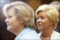 Frp:- Uaktuelt å støtte ren Høyre-regjering