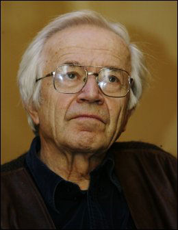 PROFESSOR: Nils Christie er kriminolog. Foto: Scanpix