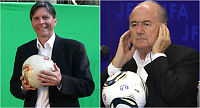 «Blatter er 100 prosent fokusert på fotballen»