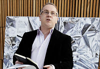 Stein Winge går i strupen på operasjef Paul Curran