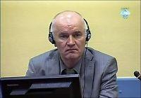 Mladic i retten nå: Jeg er alvorlig syk
