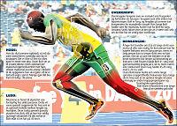 Derfor løper Usain Bolt fra alle
