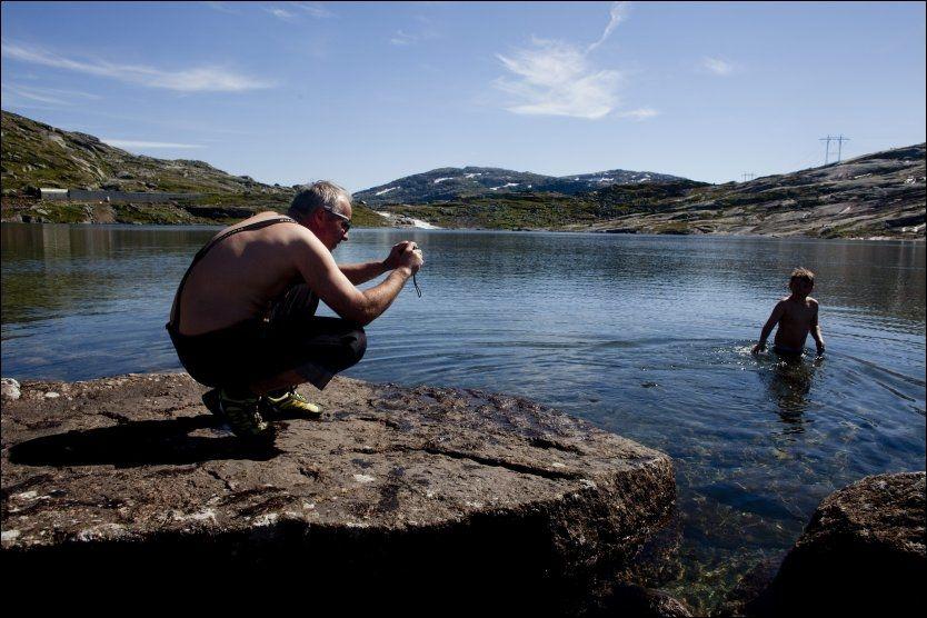 sommerferie i norge erotiske noveller på nett