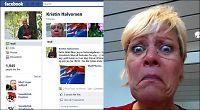 Kristin Halvorsen gir etter for Facebook-presset